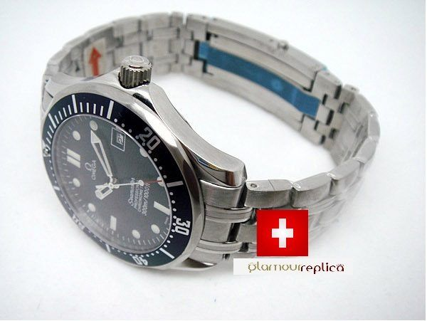 Omega Seamaster professional chronometer Watches Swiss 2836-lado