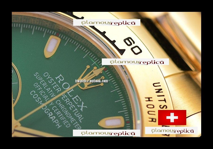 Oyster Perpetual 41mm 124300-0005 verde
