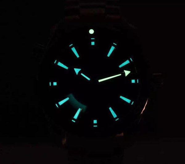 Omega Planet Ocean Professional Orange A8500-buyreplicasdeluxe ( doble luminico )