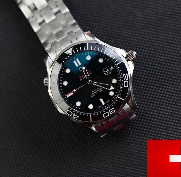 Omega co-axial negro.2