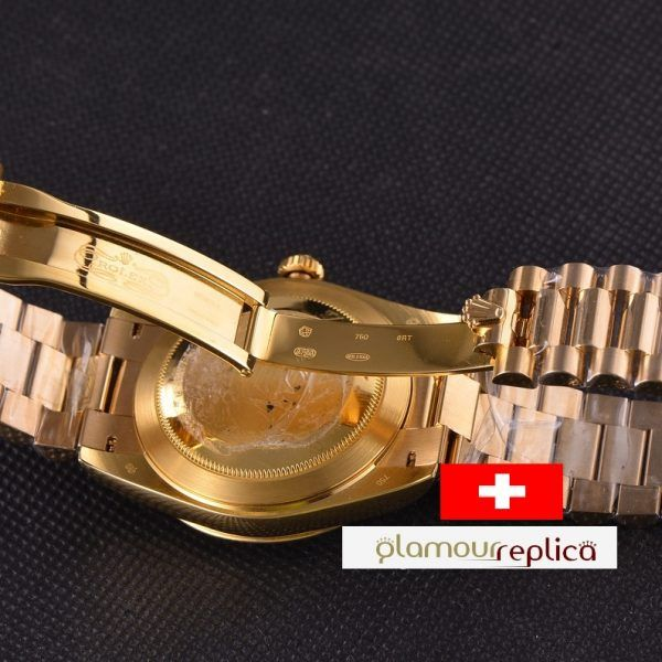 OYSTER PERPETUAL DAY-DATE 40 228348RBR,ORO GRUESO 18K,buyreplicasdeluxe, cierre
