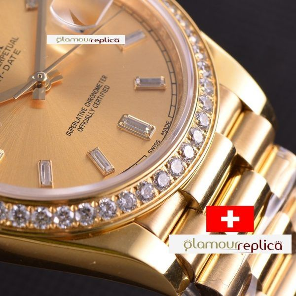 OYSTER PERPETUAL DAY-DATE 40 228348RBR,ORO GRUESO 18K,buyreplicasdeluxe,replicas perfectas Rolex