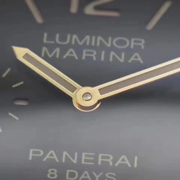 Dial Luminor 8 days pam511