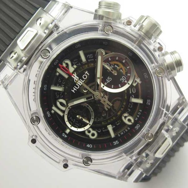 Big-Bang-Unico-Magic-Sapphire-45mm-replica