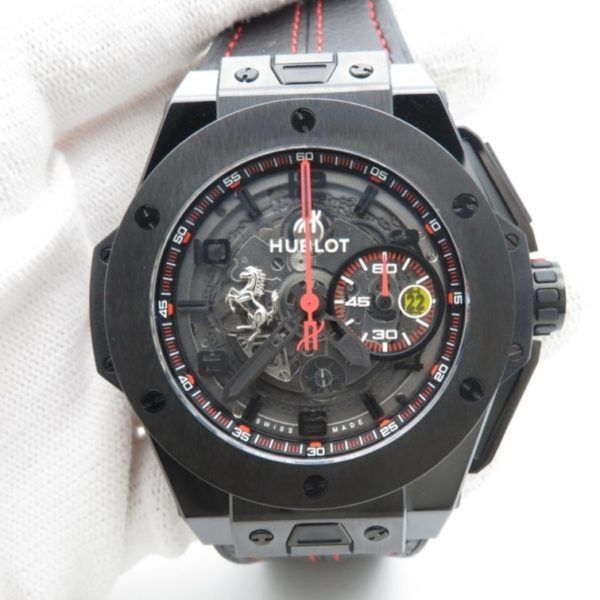 Hublot Unico Ferrari super replica